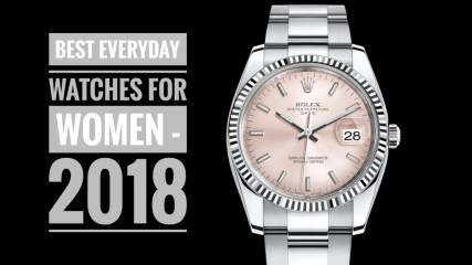 The Best Watches For Women