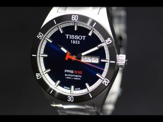 Tissot PRS 516 Automatic Watches for Men - 3 Great Sport Mens Watch