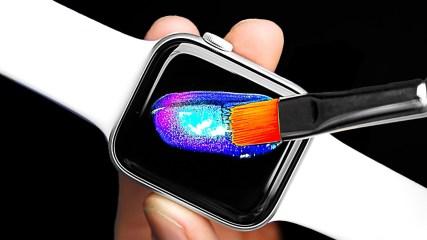 Customizing 40 Apple Watches