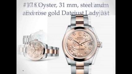 Women's Top Rolex Watches Elegant Best Luxury Watch