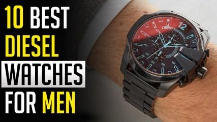 Diesel Watches: Top 10 Best Diesel Watches for Men 2020