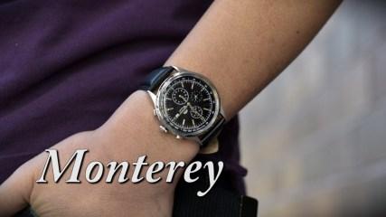 Orient Watch FTT0V003B0 TT0V003B Monterey Men's Watches