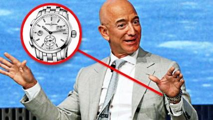 What Watches Do Billionaires Wear?