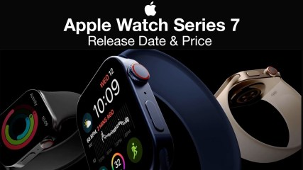 Apple Watch 7 Release Date and Price – Apple Watch 2021!