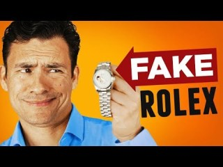 My FAKE Rolex Watch Collection (EMBARRASSING!)