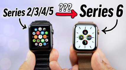 Should you upgrade to the NEW Apple Watch Series 6?