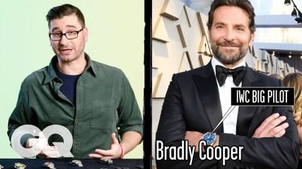 Watch Expert Critiques Celebrities' Watches Pt 2   Fine Points   GQ