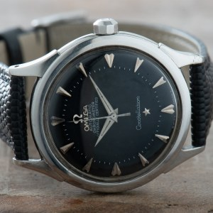 Omega Constellation Pie-Pan Automatic Chronometer ref. 2852 Watch