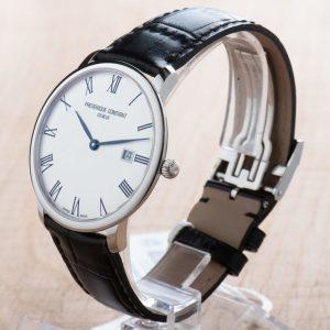 Frederique Constant Slimline Silver Dial FC-306MR4S6