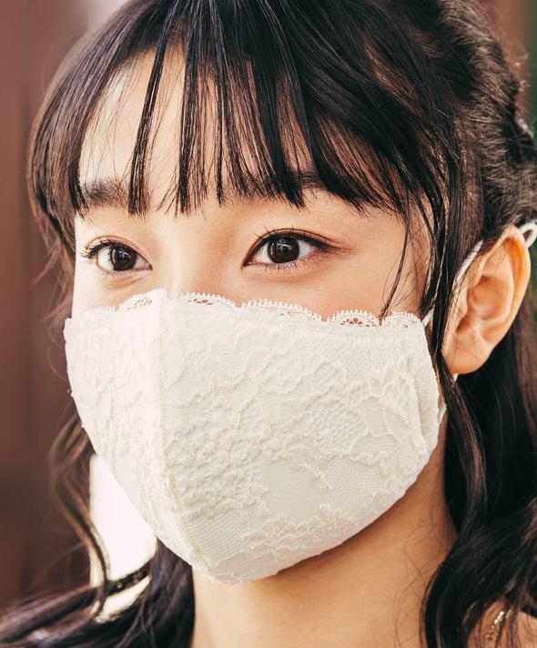 【朗報】イオンが上品なマスクを発売!!! 男女がフォーマルな場でも着用できるように ブラジャーの生産工場で作った