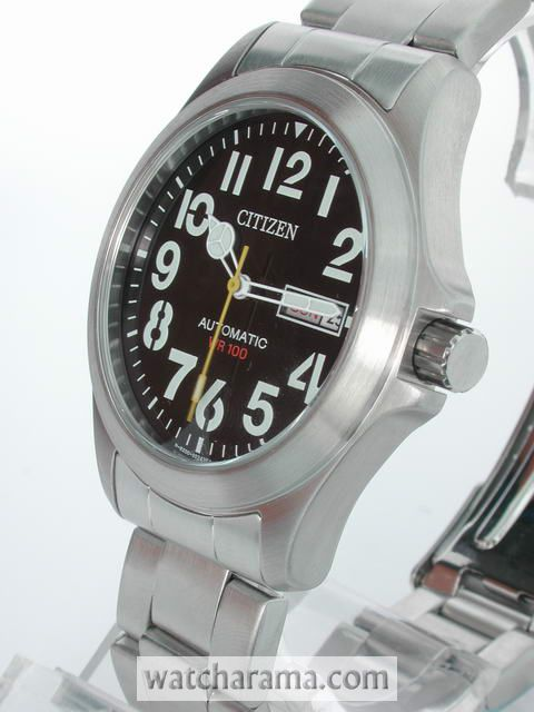 Citizen Oxy Military Style Automatic