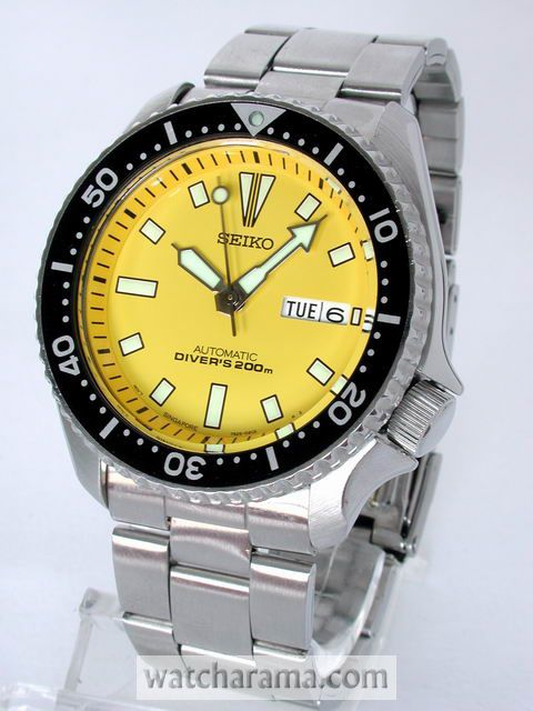 Seiko Automatic Diver SKX035