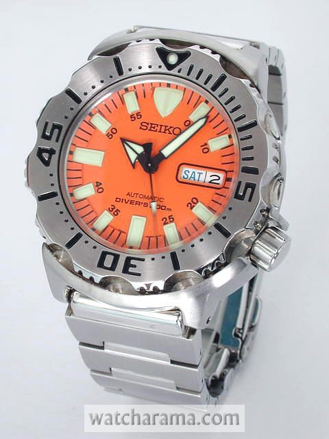 Seiko Automatic Diver SKX781K
