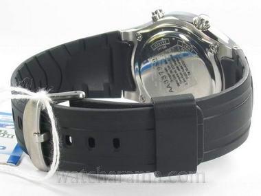 Casio AMW-701 Hunting Timer Ana Digi