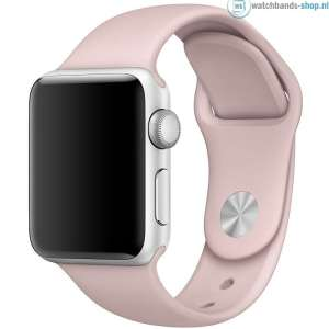apple watch bands pink sand-002