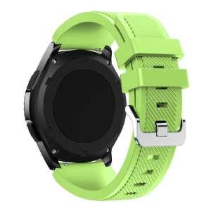 Bandje Voor de Samsung Gear S3 Classic Frontier licht groen-001