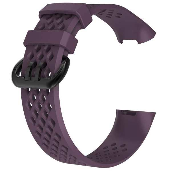 Fitbit Charge 3 bandje sport SMALL – paars