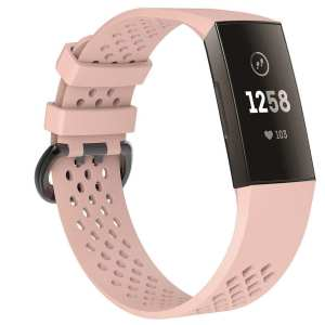 Fitbit Charge 3 bandje sport SMALL – roze_1002