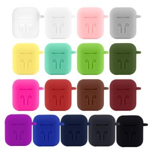 Case Cover Voor Apple Airpods - Siliconen_1001