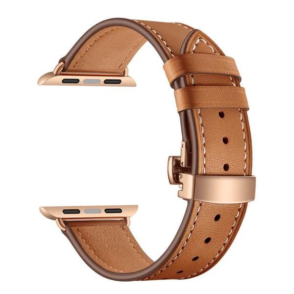 Leren-Apple-Watch-bandje-met-klassieke-goudkleurige-gesp-bruin-4.jpg
