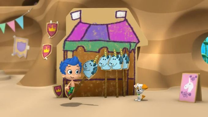 bubble guppies the summer camp games | Gameswalls org