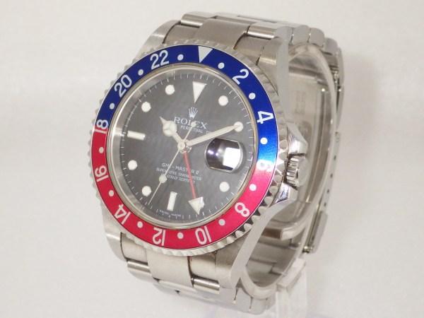 ロレックス GMTマスターⅡ 16710 CASE#3965
