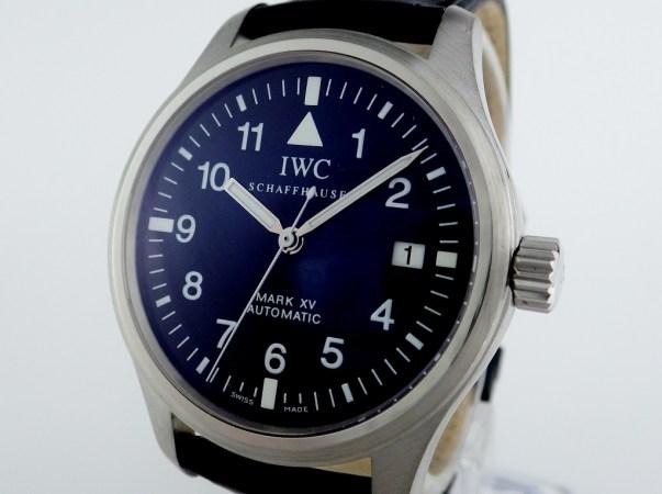 IWC マーク15 IW325301 CASE#5699