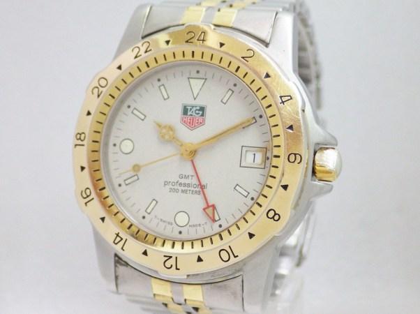 タグホイヤー 1500シリーズGMT 155.706 CASE#5893