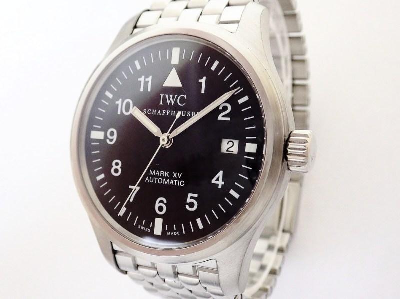 IWC マーク15 IW325307 CASE#7704