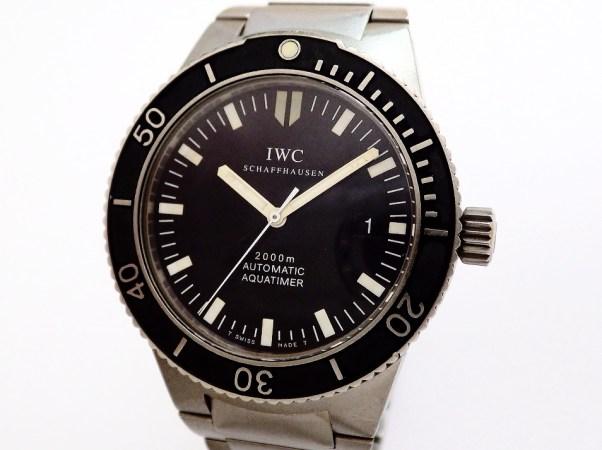 IWC GSTアクアタイマー IW353601 CASE#7838