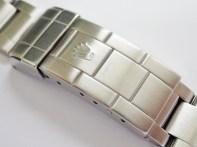 時計修理技術者コラムVol.6 外装の変形や歪み~ロレックスバックル(クラスプ)編~