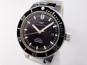 IWC GSTアクアタイマー IW353602 CASE#8769