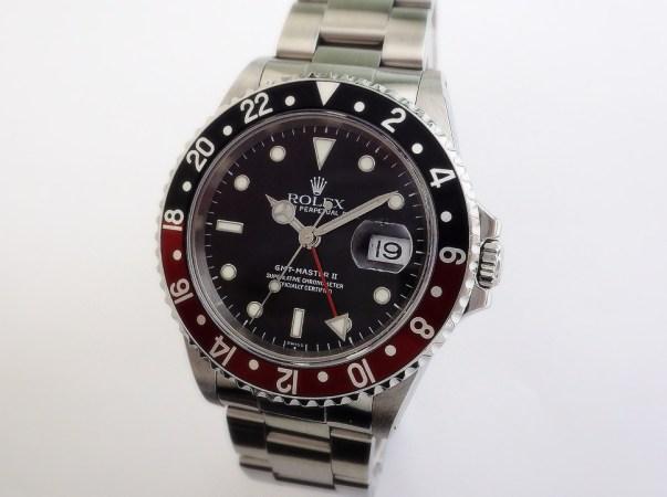 ロレックス GMTマスターⅡ 16710 CASE#11017