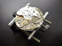 時計修理技術者コラムVol.32 クロノグラフのセンターセコンドの針飛び~Cal.ETA7750編~