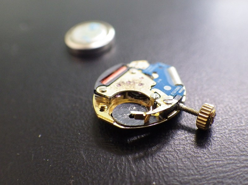 時計修理技術者コラムVol.39 時計用電池