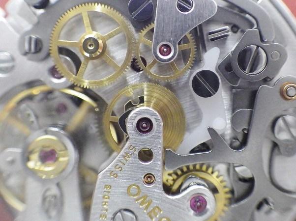 時計修理技術者コラムVol.40 クロノグラフの動作~Cal.7750、Cal.861編~