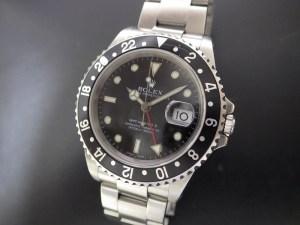 ロレックス GMTマスターⅡ 16710 CASE#13753