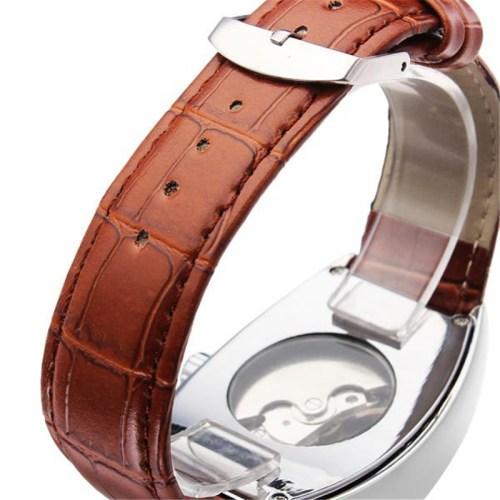 Sewor Men Mechanical Business Watch
