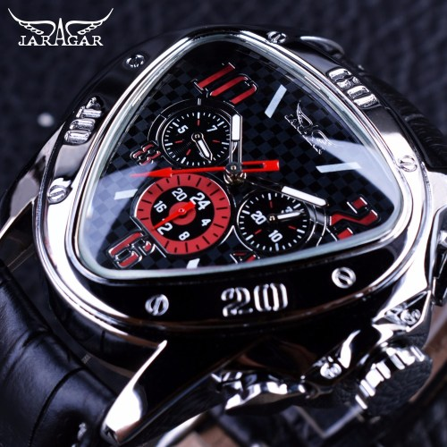 Automatic Jaragar Watch – Sport Racing – Jaragar GMT951