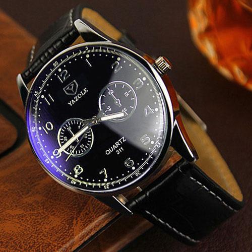 YAZOLE Hodinky Luxury Mens Watches