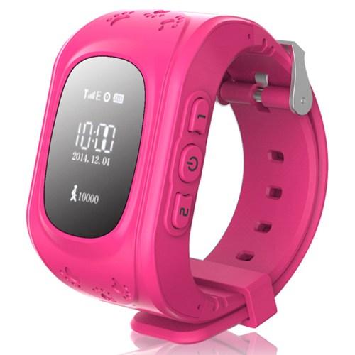 Smart Watch For Children Q50 GSM GPRS GPS Locator Tracker