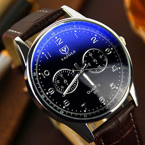 YAZOLE Hodinky Luxury Mens Watches