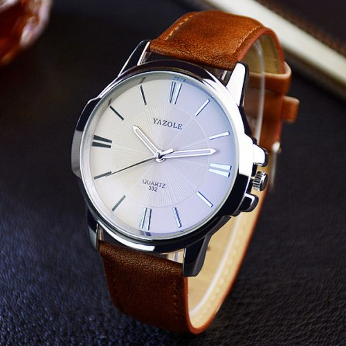 YAZOLE Watch Fashion Quartz Business