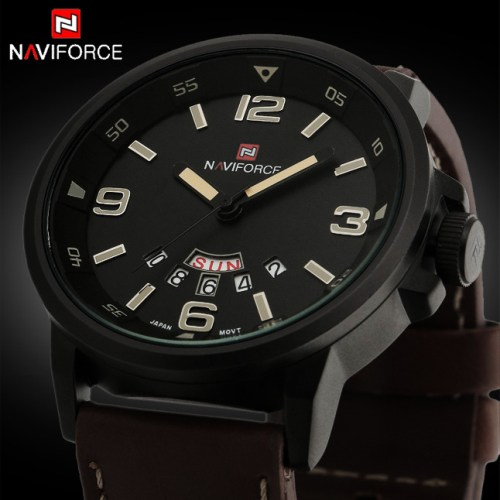 Naviforce Sports Military Quartz Watch