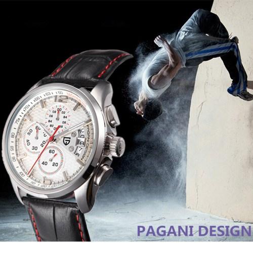 Pagani Design Racing Sports Watch