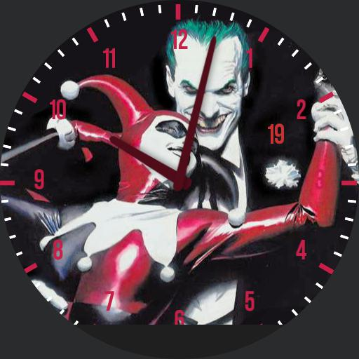 Harley Quinn – WatchFaces for Smart Watches