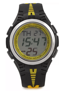 Sonata NH7965PP04J Digital Watch for Men