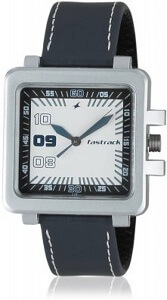 Fastrack NG747PL01C Essentials Analog Watch