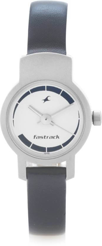 Fastrack NE2298SL04 Basics Analog Watch for Women