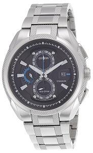 Citizen Eco-Drive Analog Black Dial Men's Watch - CA0201-51E